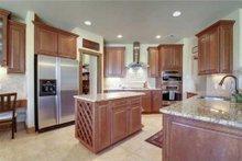 Home Plan - Traditional Interior - Kitchen Plan #80-173