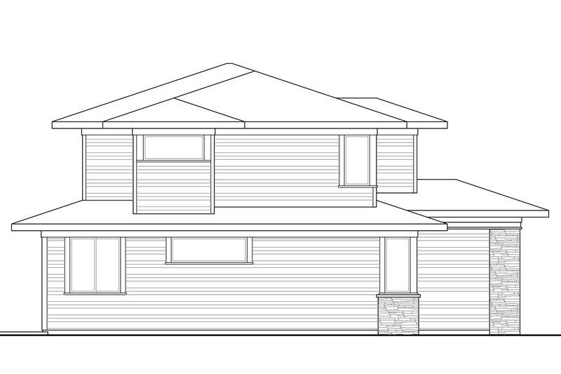 Prairie style house plan 4 beds 3 baths 3109 sq ft plan for 1235 s prairie floor plans