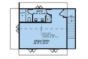 Farmhouse Style House Plan - 3 Beds 3.5 Baths 2050 Sq/Ft Plan #923-170 Floor Plan - Upper Floor