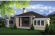 Ranch Style House Plan - 2 Beds 2 Baths 1993 Sq/Ft Plan #70-1073 Floor Plan - Upper Floor Plan
