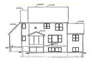 Craftsman Style House Plan - 3 Beds 2.5 Baths 2362 Sq/Ft Plan #49-111