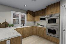 Traditional Interior - Kitchen Plan #1060-63