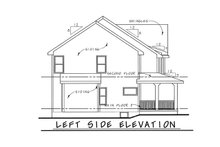 Bungalow Exterior - Other Elevation Plan #20-1846