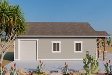 Dream House Plan - Traditional Exterior - Other Elevation Plan #1060-87