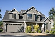 Traditional Style House Plan - 4 Beds 2.5 Baths 2618 Sq/Ft Plan #48-538