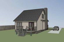 Cottage Exterior - Other Elevation Plan #79-141
