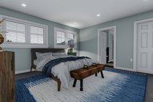 Dream House Plan - Craftsman Interior - Master Bedroom Plan #1060-66