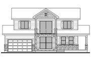 Farmhouse Style House Plan - 3 Beds 2.5 Baths 1842 Sq/Ft Plan #1073-28