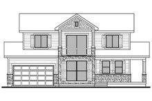 House Plan Design - Farmhouse Exterior - Front Elevation Plan #1073-28