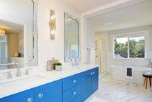House Design - Contemporary Interior - Master Bathroom Plan #569-40