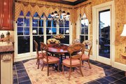 Traditional Style House Plan - 4 Beds 3.5 Baths 3187 Sq/Ft Plan #437-56 Interior - Other
