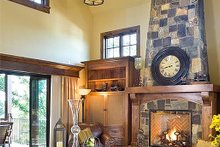 Great Room - 4000 square foot European home