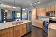 House Design - Contemporary Interior - Kitchen Plan #932-7