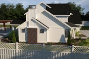 Farmhouse Style House Plan - 3 Beds 2.5 Baths 2346 Sq/Ft Plan #1070-16 Exterior - Other Elevation