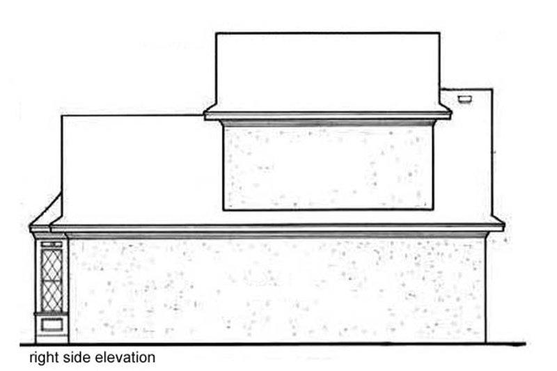 right elevation