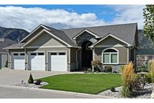Dream House Plan - Traditional Photo Plan #126-237