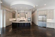 Classical Interior - Kitchen Plan #119-363