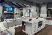 Farmhouse Style House Plan - 3 Beds 2.5 Baths 1742 Sq/Ft Plan #120-270 Interior - Kitchen