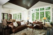 Traditional Style House Plan - 3 Beds 2.5 Baths 3761 Sq/Ft Plan #928-300 Interior - Family Room