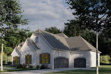 Dream House Plan - Ranch Exterior - Other Elevation Plan #923-94