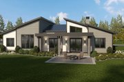 Modern Style House Plan - 3 Beds 2 Baths 1937 Sq/Ft Plan #928-360