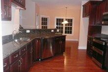 Home Plan Design - Southern Interior - Kitchen Plan #21-102