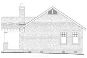 Craftsman Style House Plan - 3 Beds 2 Baths 1628 Sq/Ft Plan #137-267