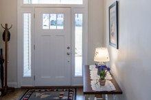 Architectural House Design - Craftsman Interior - Entry Plan #929-916