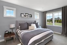Farmhouse Interior - Master Bedroom Plan #1070-10