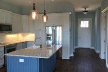 Craftsman Interior - Entry Plan #437-91