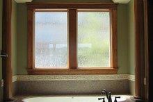 House Plan Design - Craftsman Interior - Master Bathroom Plan #124-622