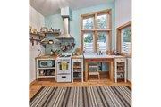 Craftsman Style House Plan - 1 Beds 1 Baths 432 Sq/Ft Plan #890-11 Interior - Kitchen