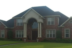 Traditional Exterior - Front Elevation Plan #63-120