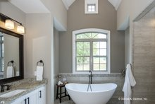 Dream House Plan - Cottage Interior - Master Bathroom Plan #929-992