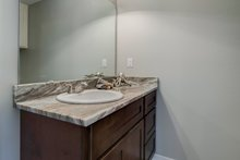 Architectural House Design - Ranch Interior - Master Bathroom Plan #430-181