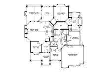 Craftsman Home Plan by Washington State designer 2200sft