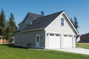 Farmhouse Style House Plan - 3 Beds 2.5 Baths 1854 Sq/Ft Plan #1070-26 Exterior - Other Elevation