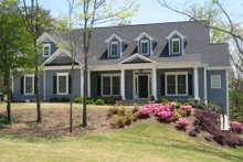 House Plan Design - Country Exterior - Front Elevation Plan #437-40