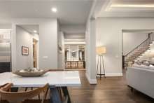 House Design - Contemporary Interior - Other Plan #1066-62