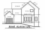 Farmhouse Style House Plan - 4 Beds 3.5 Baths 2448 Sq/Ft Plan #20-2392