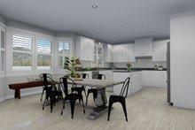 Dream House Plan - Farmhouse Interior - Dining Room Plan #1060-47
