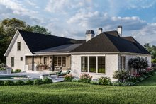 Traditional Exterior - Other Elevation Plan #406-9664
