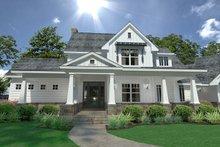 Farmhouse Exterior - Front Elevation Plan #120-251
