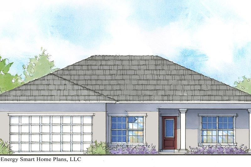 House Plan Design - Cottage Exterior - Front Elevation Plan #938-103