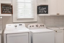 Home Plan - European Interior - Laundry Plan #430-192