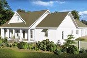 Farmhouse Style House Plan - 4 Beds 2.5 Baths 2525 Sq/Ft Plan #44-242