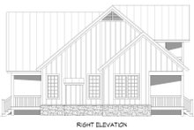 House Design - Country Exterior - Other Elevation Plan #932-359