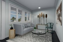Dream House Plan - Traditional Interior - Family Room Plan #1060-68