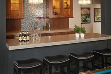 Optional Basement Wet Bar
