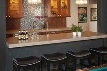 Home Plan - Optional Basement Wet Bar